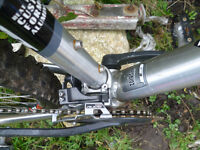 GT AVALANCHE WITH HYDRAULIC DISC BRAKES