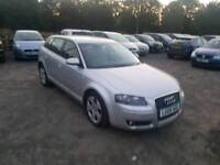 Audi a3 sport 2.0L T FSI FULL 5dr AUTOMATIC long mot full service history excellent condition