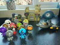 Morbs toy collection