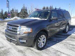2015 Ford Expedition Max Limited 4X4 Sunroof NAV Ecoboost