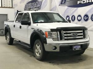 2012 Ford F-150 SuperCrew XLT 5.0L