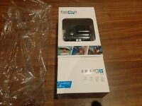 Brand New Sealed Gopro Hero Action Cam plus Touchscreen LCD. Grey. Rrp £200.