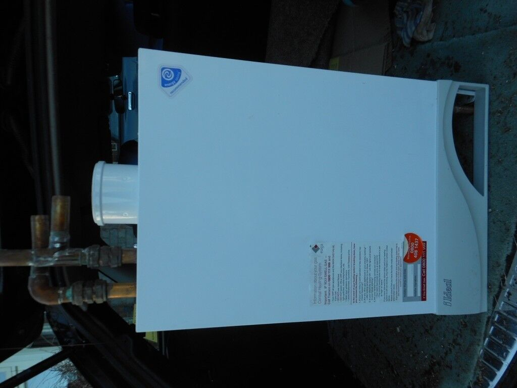 Ideal HE12 icos gas central heating/hot water boiler | in Bedford ...