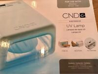 CND Lamp excellent condition