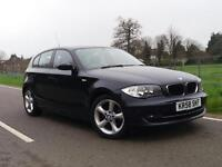 LOW MILEAGE - BMW 118d Edition Diesel Manual Blue / not Audi Mercedes Volkswagen