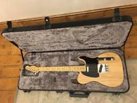 **NEW** 2017 Fender American Professional Telecaster - Natural Ash Body