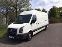 2008/57 Volkswagen Crafter CR35 109 2.5TDI✅LWB LOW MILES✅VERY CLEAN✅DRIVE GREAT NO VAT