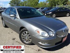 2009 Buick Allure CXL ** BLUETOOTH, HTD LEATH, REMOTE START **
