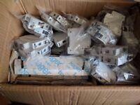 MCB MCBs job lot wholesale box