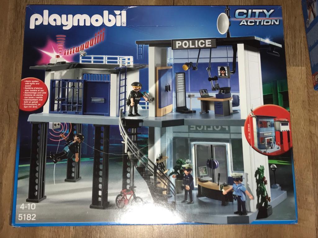 Playmobil 5182 Police Station