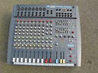 Soundcraft Spirit Power Station Powered Mixer