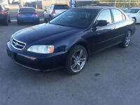2000 Acura TL AUTO,A/C,ALL POWER OPTIONS,LEATHER AND SUN ROOF,CA City of Toronto Toronto (GTA) Preview