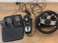 Logitech G27 Racing Wheels