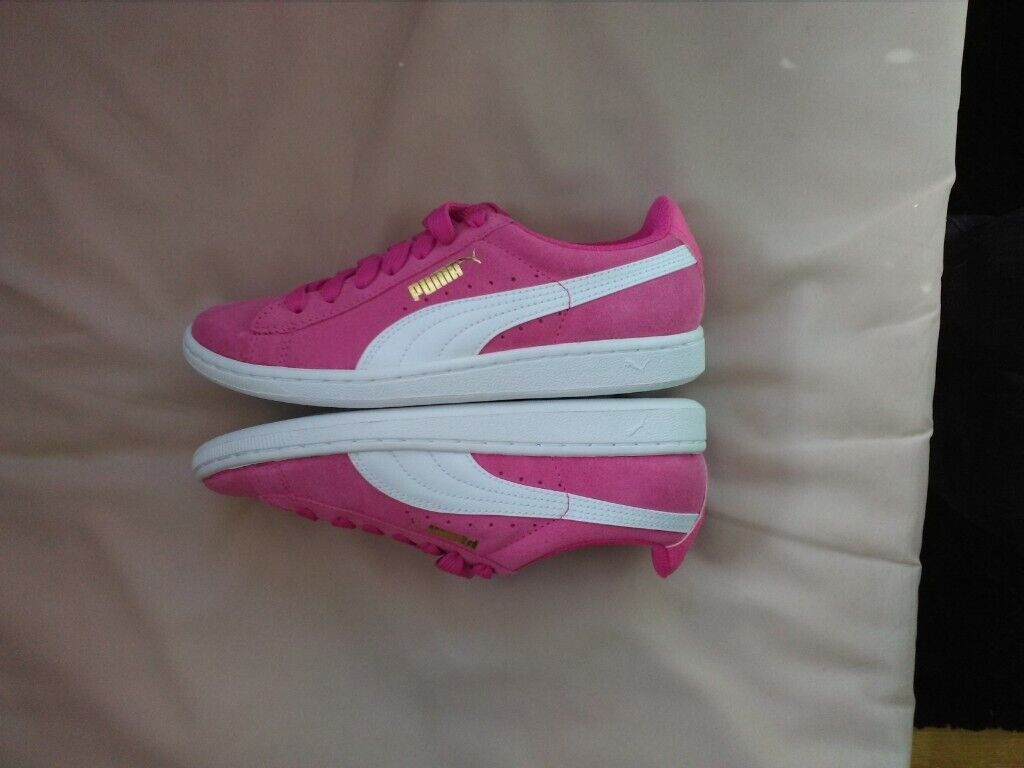 regarder 88810 55d59 Puma suede classic UK size 3 trainers | in Cramlington, Northumberland |  Gumtree