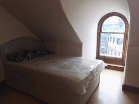 One bedroom available in city centre with sights to Mcmanus Gallery