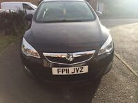 Vauxhall Astra 1.7 cdti exclusive disel