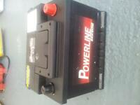 Brand new 075 Car Battery