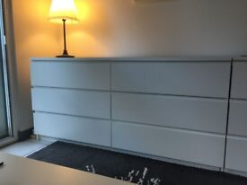 dressers with 6 drawers