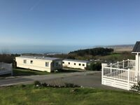 CHEAP Used Static Caravan for Sale in Mid Wales/West Wales, Borth nr Aberystwyth. 12 MONTH SEASON.
