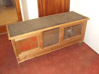 Rabbit hutch for sale. Dunfermline.