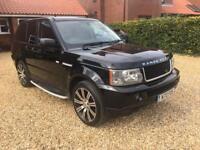 Range Rover Sport HSE 2.7 poss px x5