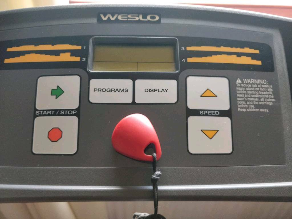 Treadmill In Leven Fife Gumtree Weslo Wiring Diagram Https Iebayimgcom 00 S Nzy4wdewmjq