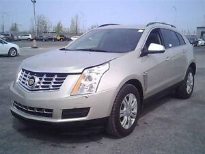 2013 Cadillac SRX ONE OWNER- LOW LOW KM'S!!! NO ACCIDENTS!