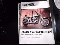 Harley Davidson manual