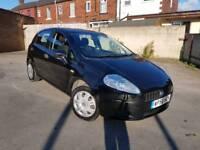 2007 56 FIAT GRANDE PUNTO 1.2 5 DOOR HATCHBACK