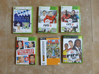 Xbox 360 games all 6