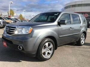 2013 Honda Pilot EX-L - One Owner / No Accidents - Certified!