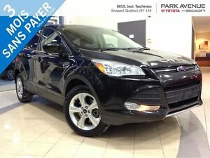 2015 Ford Escape SE*AWD*1 SEUL PROPRIO*CAMERA DE RECUL*