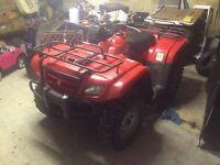 2007 Suzuki eiger 400 quad honda foreman trx Kawasaki kvf grizzly 4x4 Farm quad