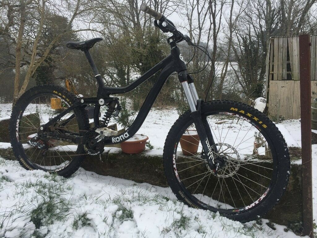 8aa130f34e0 Kona Entourage 2012 Large frame downhill/freeride bike. | in Truro ...