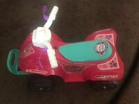 Paw Patrol battery operated quad