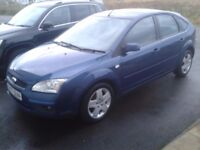 ford focus 1.6 style 2007 66k