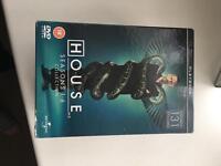 House M.D DVD box set