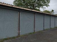 Garage lock-up storage for rent in Swansea Valleys