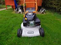 Ryobi Self Propelled Lawn mower