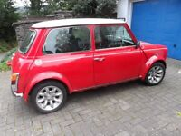 Mini Cooper One of the last built in 2000