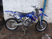 Quadzilla 450r 2010 /Yzf450 2006