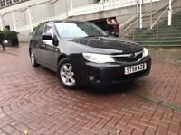 *2009*4X4 JAPANESE SUBARU-VERY LOW MILEAGE FOR AN AWD-YEAR MOT-FULL SERVICE HISTORY-SPOT ON EXAMPLE