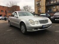 Mercedes E200 2005 1.8 petrol perfect car