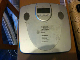 Weight Watchers Weighting Scale