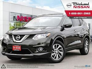 2014 Nissan Rogue SL/AWD/LTHR/NAV /SUNROOF/REMOTE START/CAMERAS