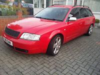 Audi A6 Estate Sport Quattro 2001