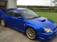 Subaru Impreza WRX 300 261bhp Prodrive Performance Package