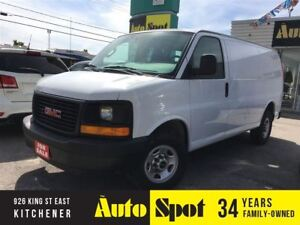 2016 GMC Savana OUR VEHICLE FROM NEW/PRICED FOR A QUICK SALE