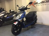 Lexmoto Titan 125cc Automatic Scooter, Excellent Condition, Fuel Injection, ** Finance Available **