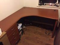Good size computer desk